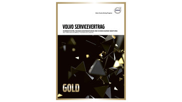 Volvo Servicevertrag Gold