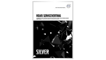 Volvo Servicevertrag Silver