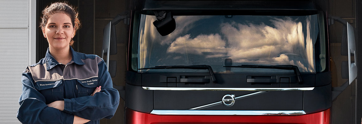 Karriere bei Volvo Trucks