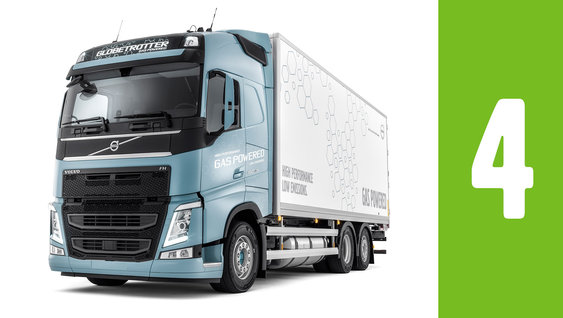 der neue volvo fh lng mit gasantrieb. Black Bedroom Furniture Sets. Home Design Ideas