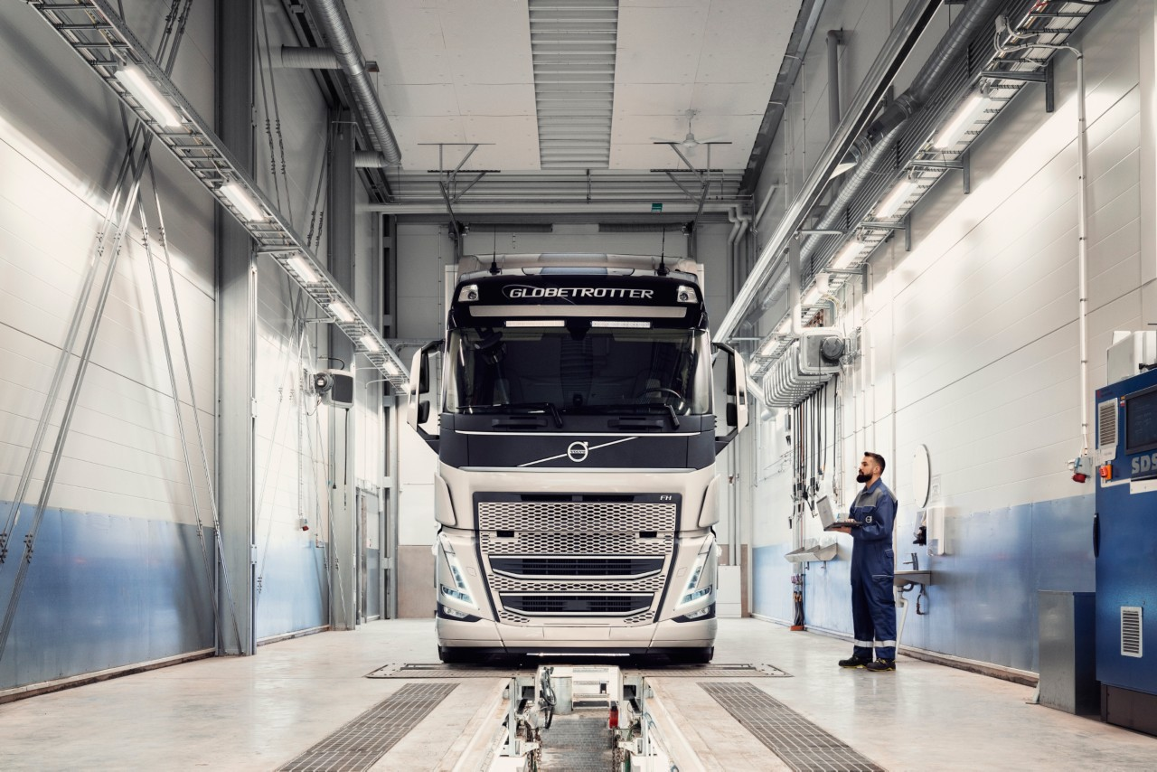 Service verbessert alles – von der Kraftstoffeffizienz und Sicherheit über die Fahrerproduktivität bis hin zur Prävention