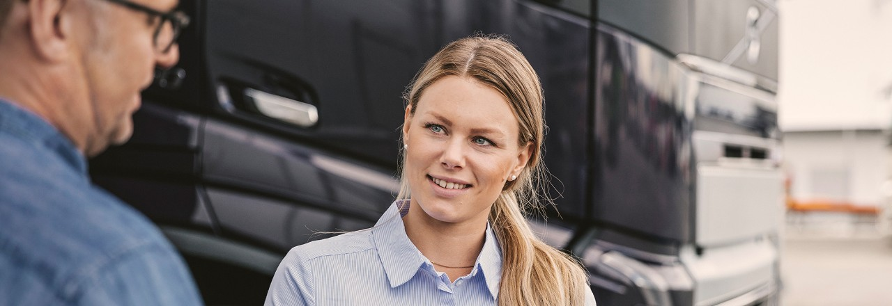 Produits financiers - Services Volvo Trucks