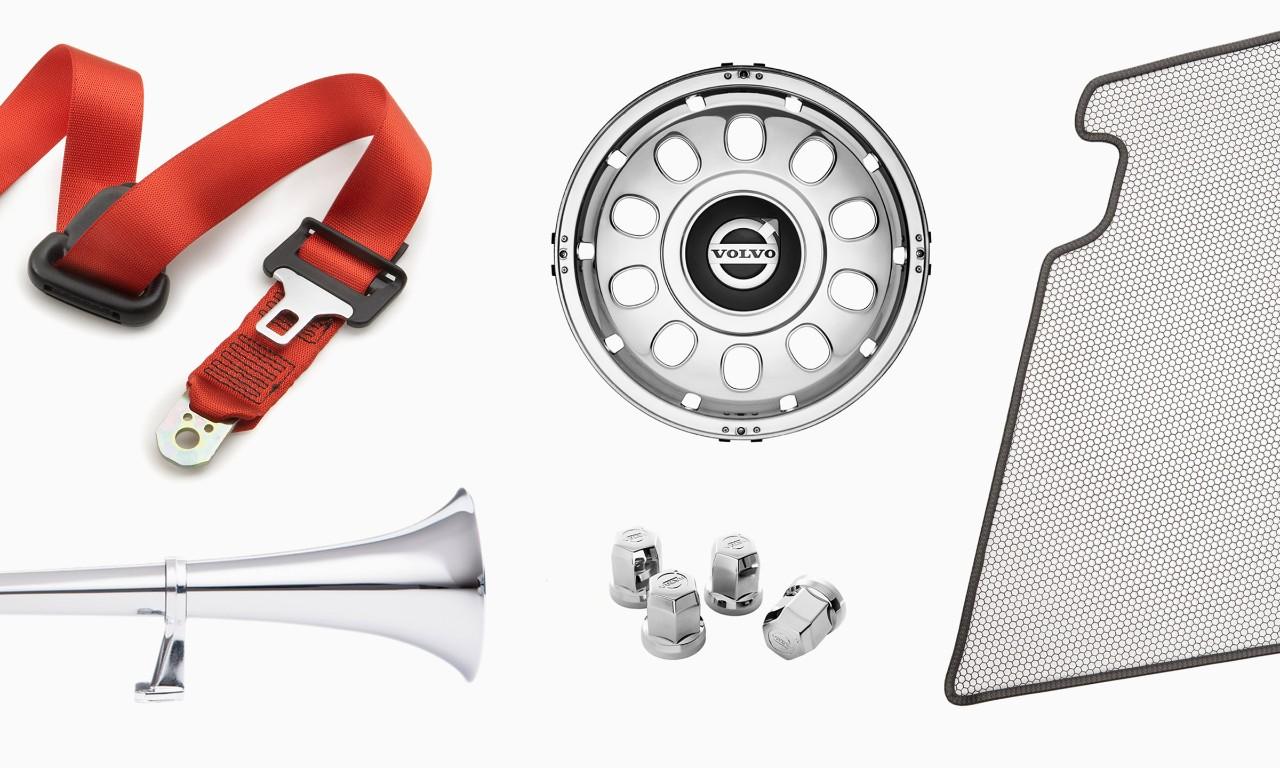 Votre choix avec les accessoires pour camion
