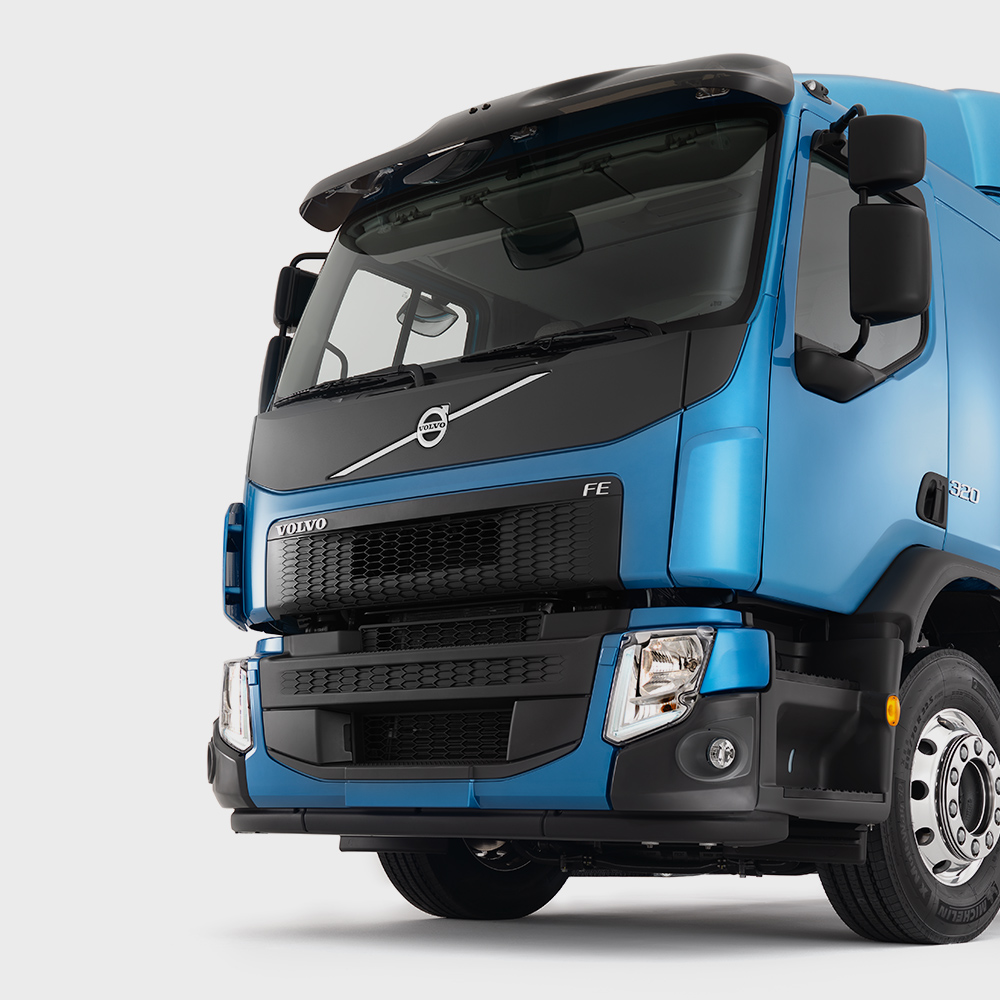 Volvo FE specifications cab studio